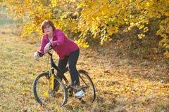 åldriga medelkvinnor Fotografering för Bildbyråer