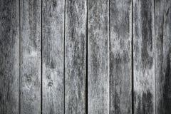 Åldriga spruckna träväggpaneler textur, bakgrund Royaltyfria Foton