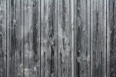 Åldriga spruckna träväggpaneler textur, bakgrund Arkivfoto