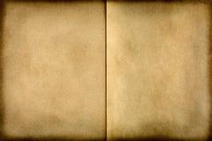 åldrigt papper Arkivbilder