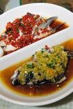 ångad tärnad red för peppar för fiskhuvud varm Royaltyfri Foto