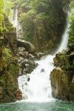 Ångad vattenfall Royaltyfri Bild