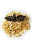 Ångade nya musslor Royaltyfria Bilder