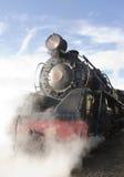 Ångalokomotiv Arkivfoto