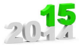 År 2015 Arkivbild