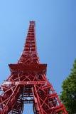 125 år av Eiffeltorn Arkivfoton