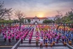 720 år Chiang Mai Arkivbild