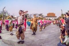 720 år Chiang Mai Royaltyfri Fotografi