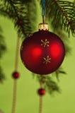 år för prydnadar s för jul nytt Arkivbilder