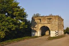 Århundrade för helig Treenighet XVII för fästningdiken Royaltyfria Foton