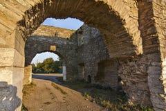 Århundrade för helig Treenighet XVII för fästningdiken Arkivfoto