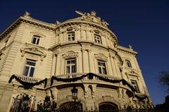 Århundrade för slott XIX Royaltyfria Bilder