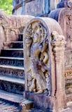 12 århundrade Gal Vihara Temple Royaltyfri Foto