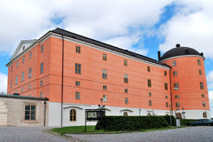 århundrade uppsala för 16 slott Royaltyfria Foton