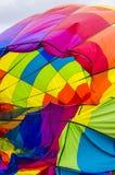 Årlig ballongfestival Colorado Springs, Colorado Fotografering för Bildbyråer