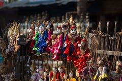 Årlig docka av Myanmar Royaltyfri Fotografi