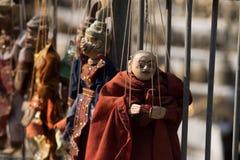 Årlig docka av Myanmar Royaltyfri Foto