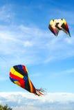 2008 årliga gyckel för frenesi för april ståndsmässiga flygfrederick som har drakedrakar, parkerar folk sjunde sherandoen tagna v Arkivfoto