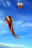 2008 årliga gyckel för frenesi för april ståndsmässiga flygfrederick som har drakedrakar, parkerar folk sjunde sherandoen tagna v Arkivbild