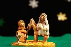 åsna jesus mary över Arkivbilder