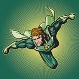 Återanvänd hjälten (med en udd) royaltyfri illustrationer