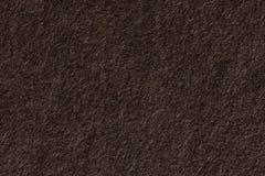 Återanvänd mörk bakgrund för brunt papper Royaltyfri Bild