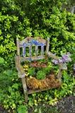 Återanvänd stol Royaltyfri Foto