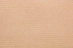 återanvänd textur för bakgrund brunt naturligt papper royaltyfri foto