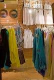 återförsäljnings- shoppinglager Royaltyfria Foton
