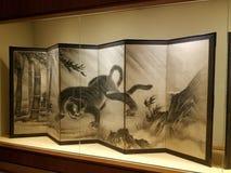 Återgivning av tigern arkivbilder