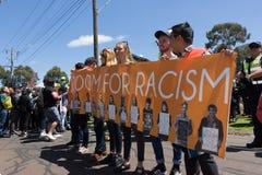 Återkräva Australien samlar - Melton Royaltyfri Foto
