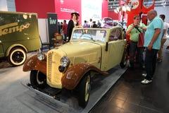 Återställd auto facklig bil Fotografering för Bildbyråer