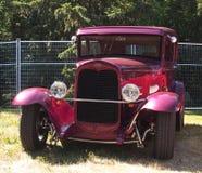 Återställd klassisk tappning Ford Royaltyfri Foto