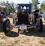 Återställd modell T för klassiker 1923 Arkivfoto