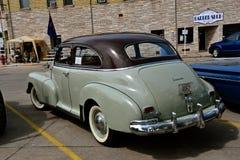 Återställda Fleetmaster 1948 Chevrolet Arkivfoton