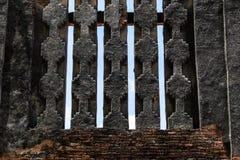 Återstår väggen Royaltyfri Fotografi