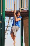 återupplevd barndom Royaltyfri Fotografi