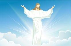 Återuppväckte Jesus Christ