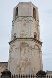 Åttahörnigt torn av helgonet Michael Archangel Sanctuary Royaltyfri Fotografi