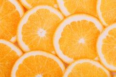 橙色果子背景 夏天桔子 健康的食物 免版税库存照片