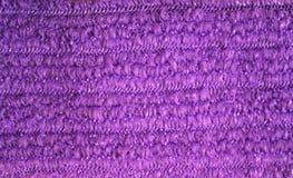 淡紫色纺织品摘要背景 免版税库存图片
