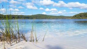 湖Mckenzie 库存照片