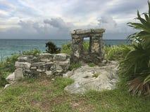 旅途通过墨西哥湾 库存照片