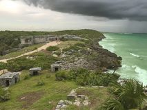 旅途通过墨西哥湾 免版税库存图片