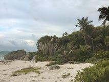 旅途通过墨西哥湾 库存图片