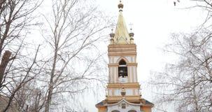 教会的圆顶 股票视频