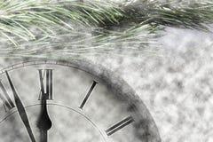 新年度`s背景 免版税图库摄影
