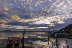 Ƶ †  Dali Erhai Yunnan大ç·æµ· Стоковая Фотография RF
