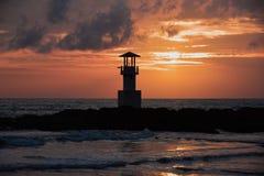 灯塔考・拉克泰国Centara Seaview手段考・拉克 免版税库存图片