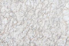 精美空的背景的自然白色大理石纹理 库存图片